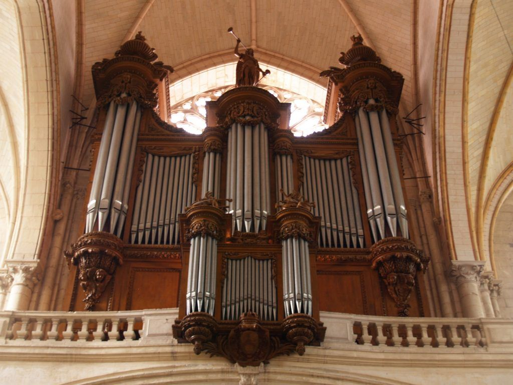 órgano catedral
