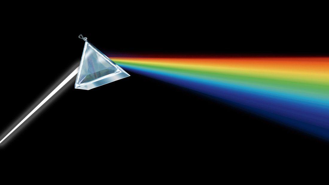 prisma de Newton