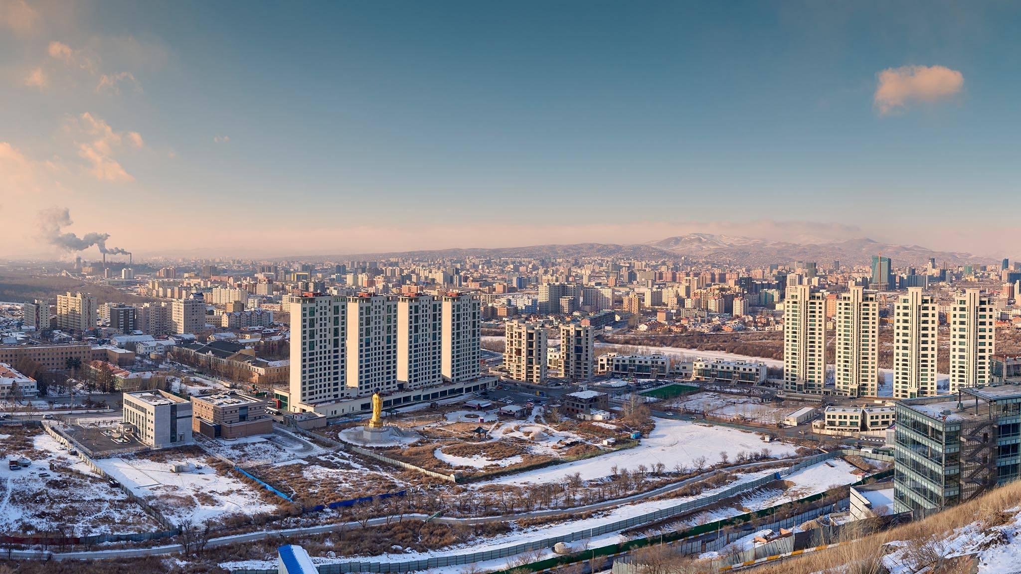 ciudad de ulan bator